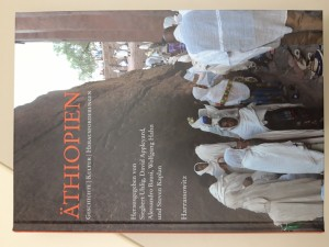 Äthiopien Buch Prof Uhlig