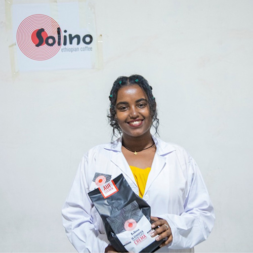 Blen - Logistikkoordinator (Solino Team)