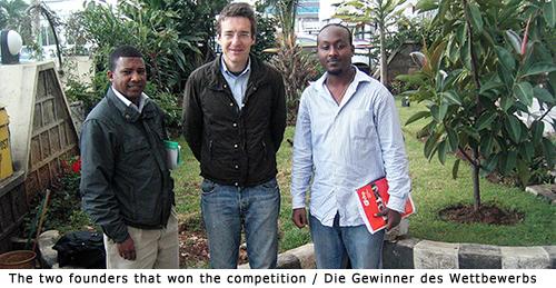 The winning entrepreneurs