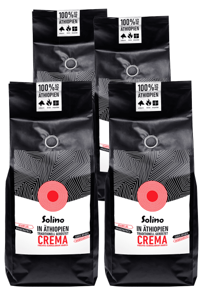 Solino Crema Subscription Packshot