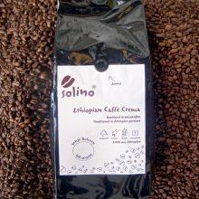 Solino 100% Äthiopischer Hochland Crema Kaffee (1kg)