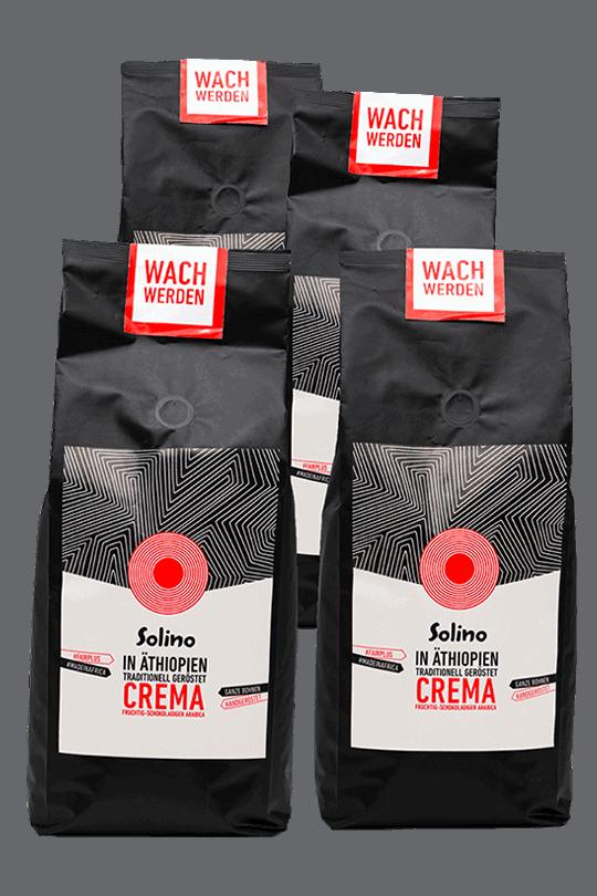 Solino Kaffee Abo 12 Monate (Slider)