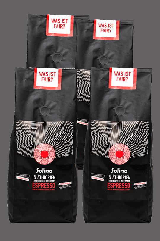 Solino Kaffee Abo 6 Monate (Slider)