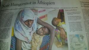 Neue Hungersnot in Äthiopien