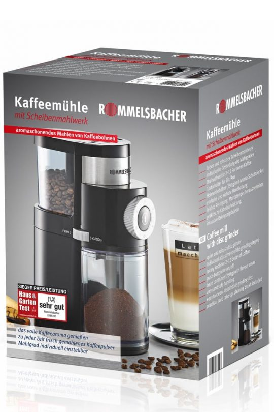 Rommelsbacher coffee mill (image 1)