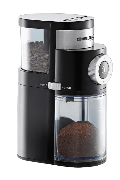 Rommelsbacher EKM 200 coffee mill (packshot)