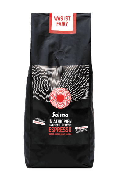 Solino Espresso 1 kg Packshot