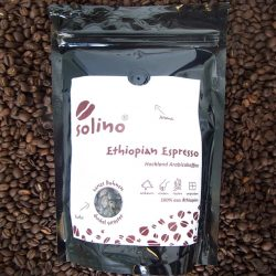 Solino Espresso ganze Bohne (200g)