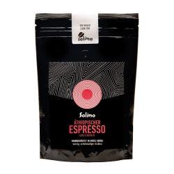 Neue Verpackung Solino Espresso 200g