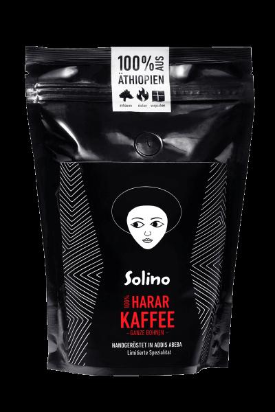 Harar Kaffee aus Äthiopien 200g Packshot