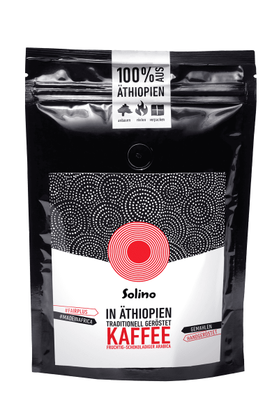 Solino Coffee Packshot 250g Image