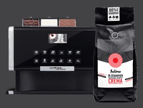 Komplettlösung - Kaffee und Maschine (Image)