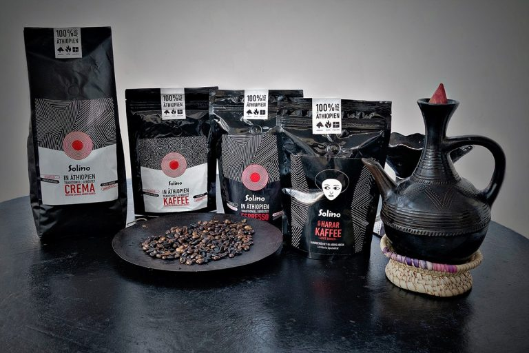 All Solino coffee specialities  (picture gallery)